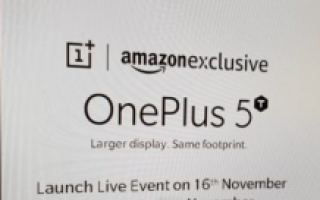 oneplus 5t  amazon  smartphone