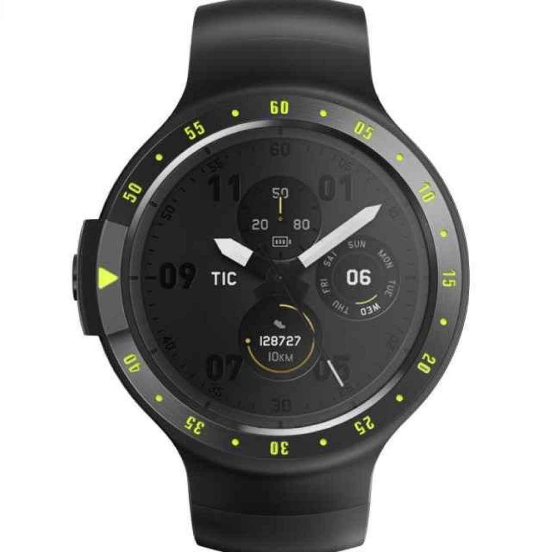 smartwatch  android wear  mobvoi