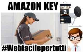 Amazon: amazon key  amazon
