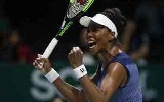 tennis grand slam wta finals venus