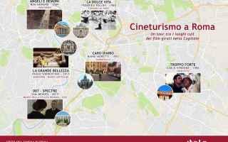 Roma: festa del cinema di roma  italo treno