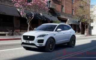Automobili: jaguar  e_pace  crossover