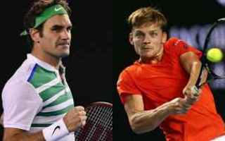 Tennis: tennis grand slam federer goffin basilea