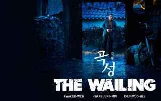 Cinema: the wailing  recensione  horror