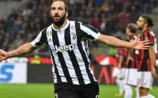 Serie A: higuain  allegri  juventus