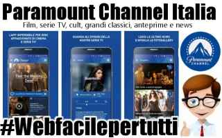 File Sharing: paramount channel italia  paramount  paramount channel  app
