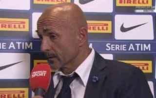 Serie A: inter serie a  spalletti calcio
