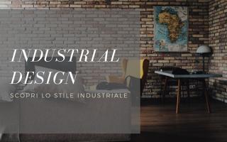 Design: casa  arredamento  stile industriale