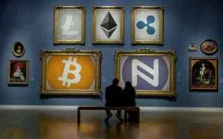 Borsa e Finanza: bitcoin  icos