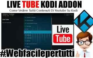 Video online: youtube  kodi
