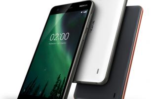 Cellulari: nokia  nokia 2  smartphone