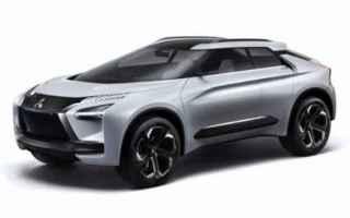 Automobili: mitsubishi  suv  auto elettrica