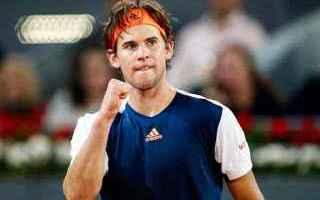 tennis grand slam parigi-bercy thiem