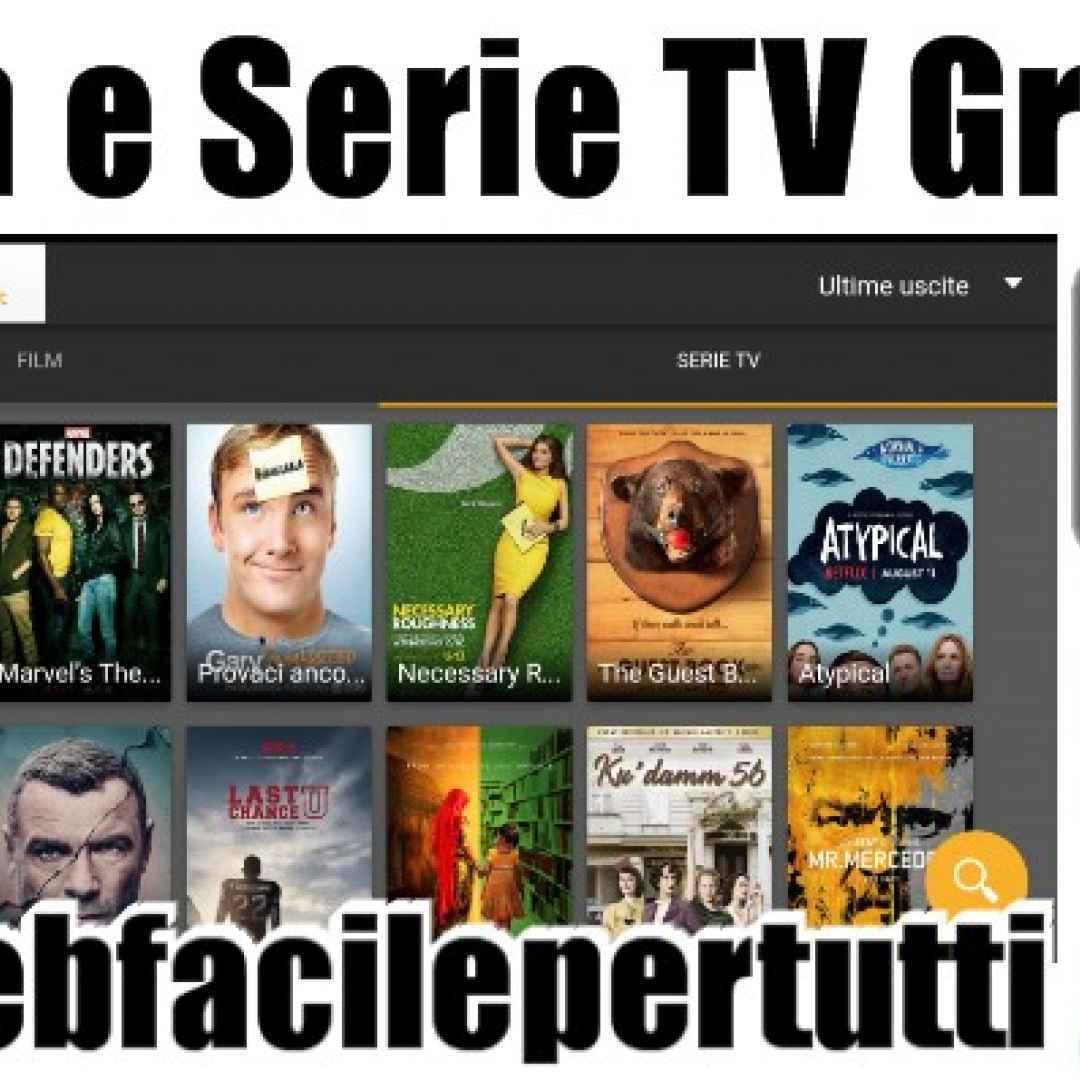 veezie  film  gratis  serie tv  streaming