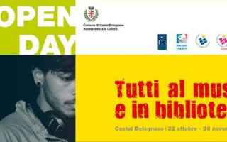 castel bolognese  biblioteca  open day