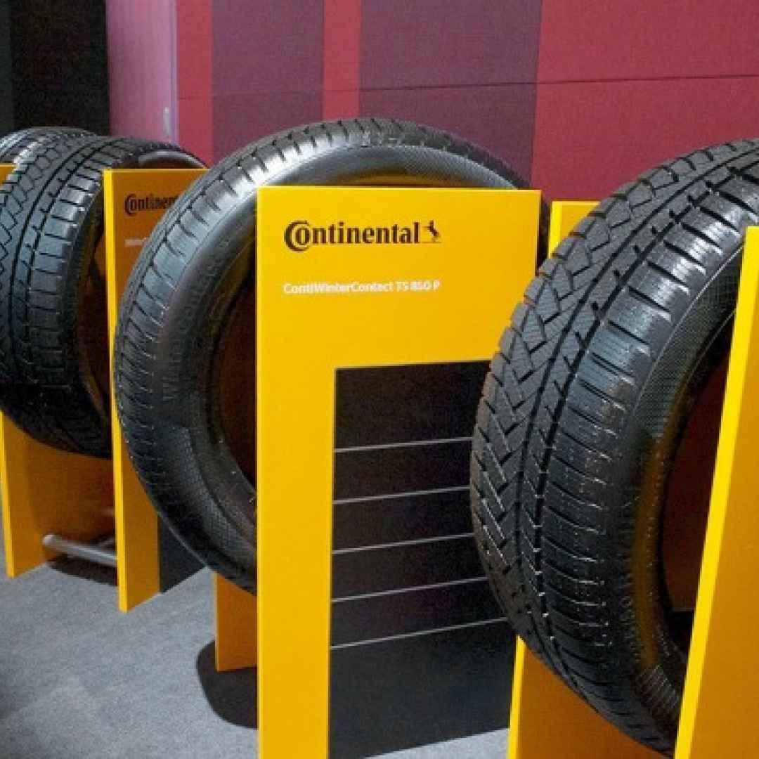 continental  ritiro dal mercato  pneumatici