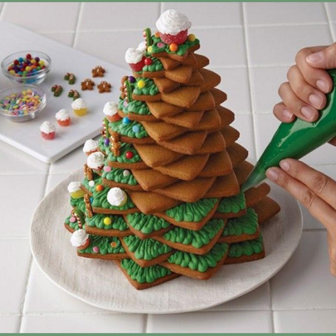 Tante idee per la tua Christmas Cake (Torta)
