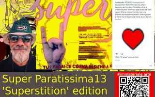 Arte: torino arte mostra paratissima13 video
