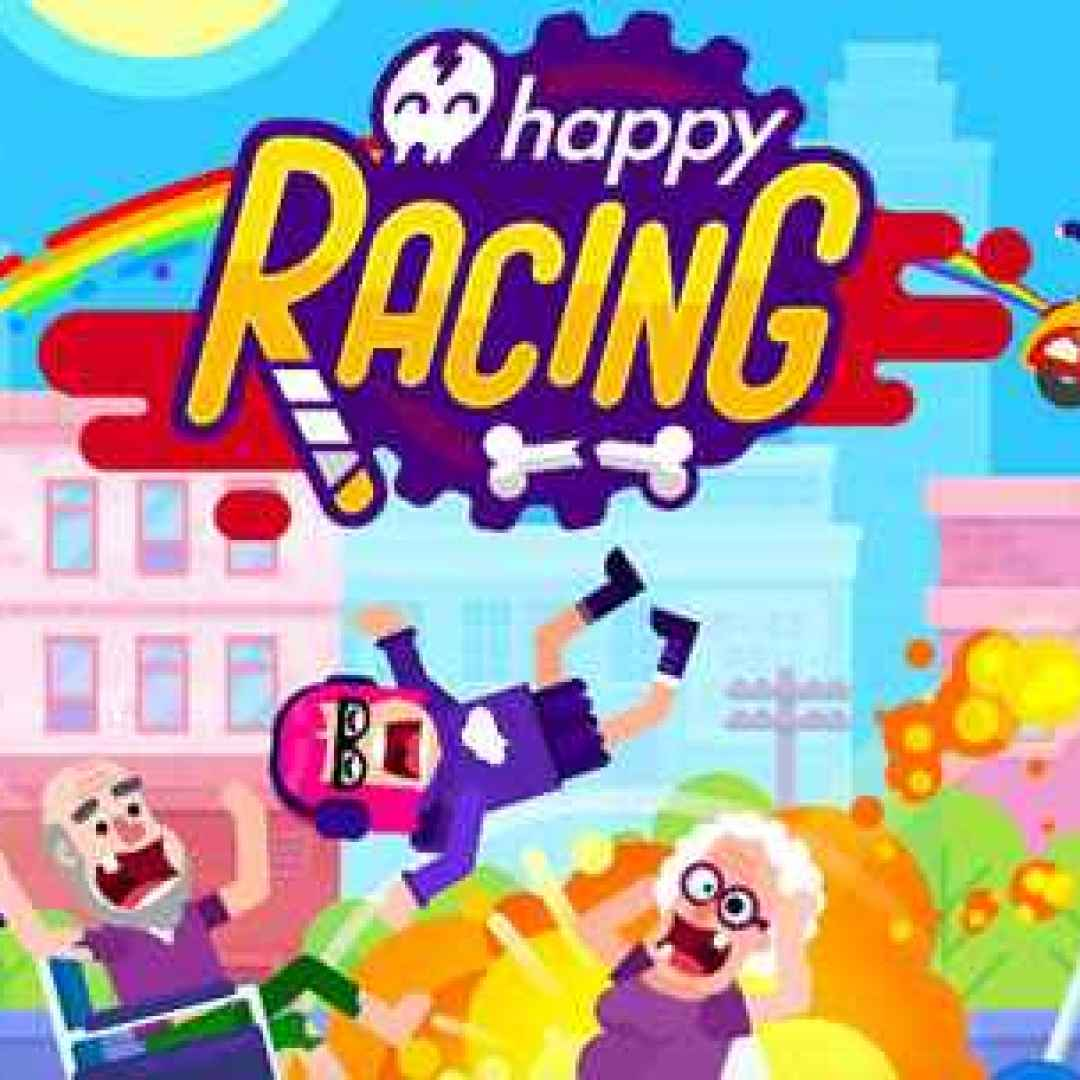 happy racing  racing  games  android  iphone