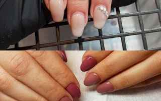unghie  nail art  ricostruzione unghie