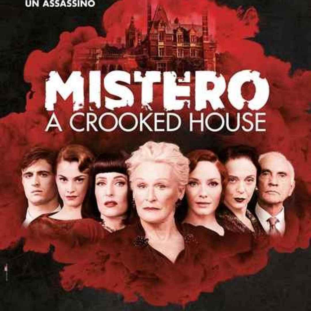 mistero a crooked house film cinema