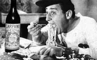Alimentazione: pasta  cena  abitudini