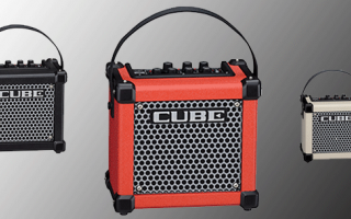 roland micro cube gx 3w  guitar amp