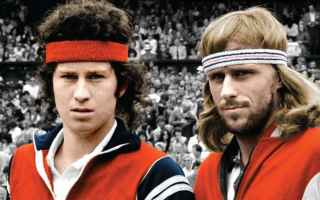 Tennis: borg  mcenroe  bjorn borg  john mcenroe
