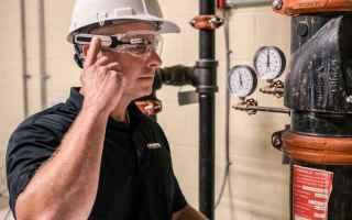 Gadget: olympus occhiali fotografia video