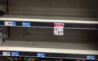 Alimentazione: uova  supermercati