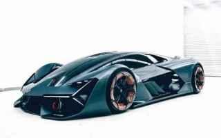 Automobili: lamborghini  supercar  concept car  terzo millennio