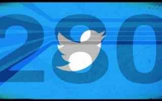Twitter: twitter  post  caratteri