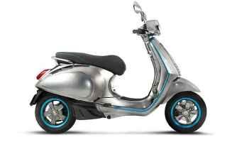 scooter elettrico  vespa  piaggio  eicma