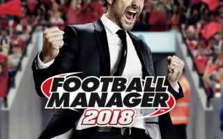 PC games: football manager 2018  download  gratis