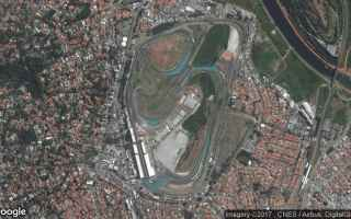 Formula 1: formula 1  interlagos  brasile  circuito