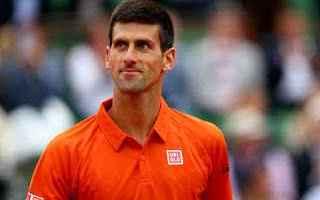 Tennis: tennis grand slam news novak djokovic
