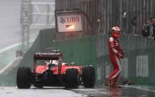 Formula 1: formula 1  brasile  incidenti