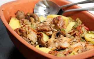 Ricette: Ricetta per coniglio al forno con patate