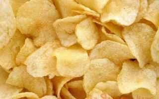 Alimentazione: acrilammide  patatine  fritto