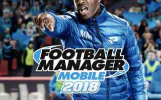 Calcio: football manager  football manager mobile