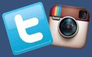 twitter  instagram  apps