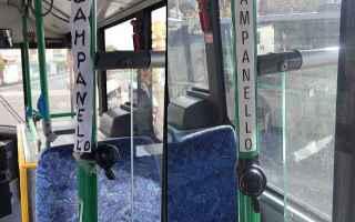 Roma: #Atac: Il colpo di genio del campanello sul 721