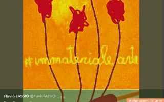 Arte: idee  arte  fiori quattro #immateriale