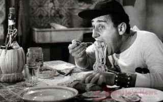 C'è chi mangia lentissimamente, chi si gusta il proprio piatto e chi invece si ingozza, ingurgita