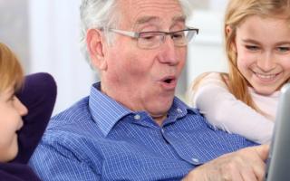 Medicina: sordità  ipoacusia  nonno  nipote