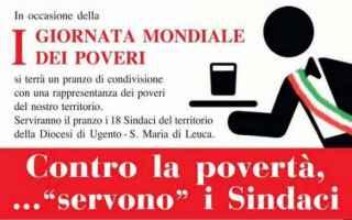 povertà  giornata mondiale  borghi