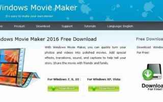 Sicurezza: windows movie maker  software  sicurezza