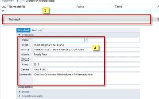 Musica: copyleft  diritto autore  tagscan
