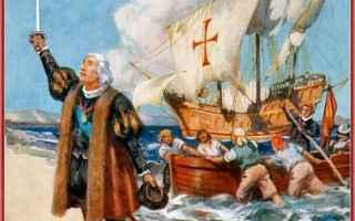Storia: america  cristoforo colombo  italia