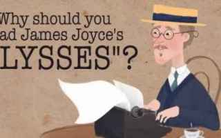 Libri: letteratura  video  james joyce  classic